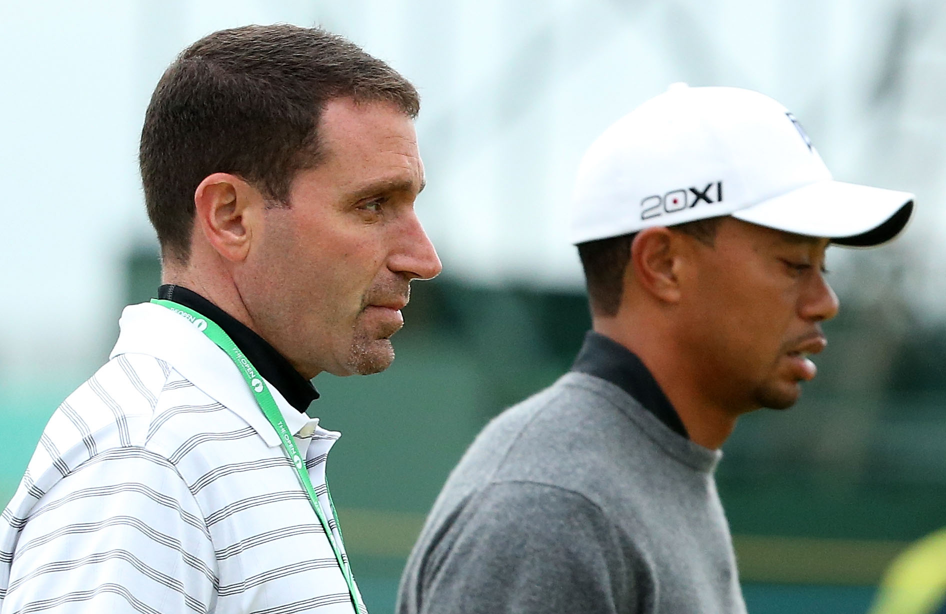 Mark Steinberg has represented Tiger Woods since 1998.