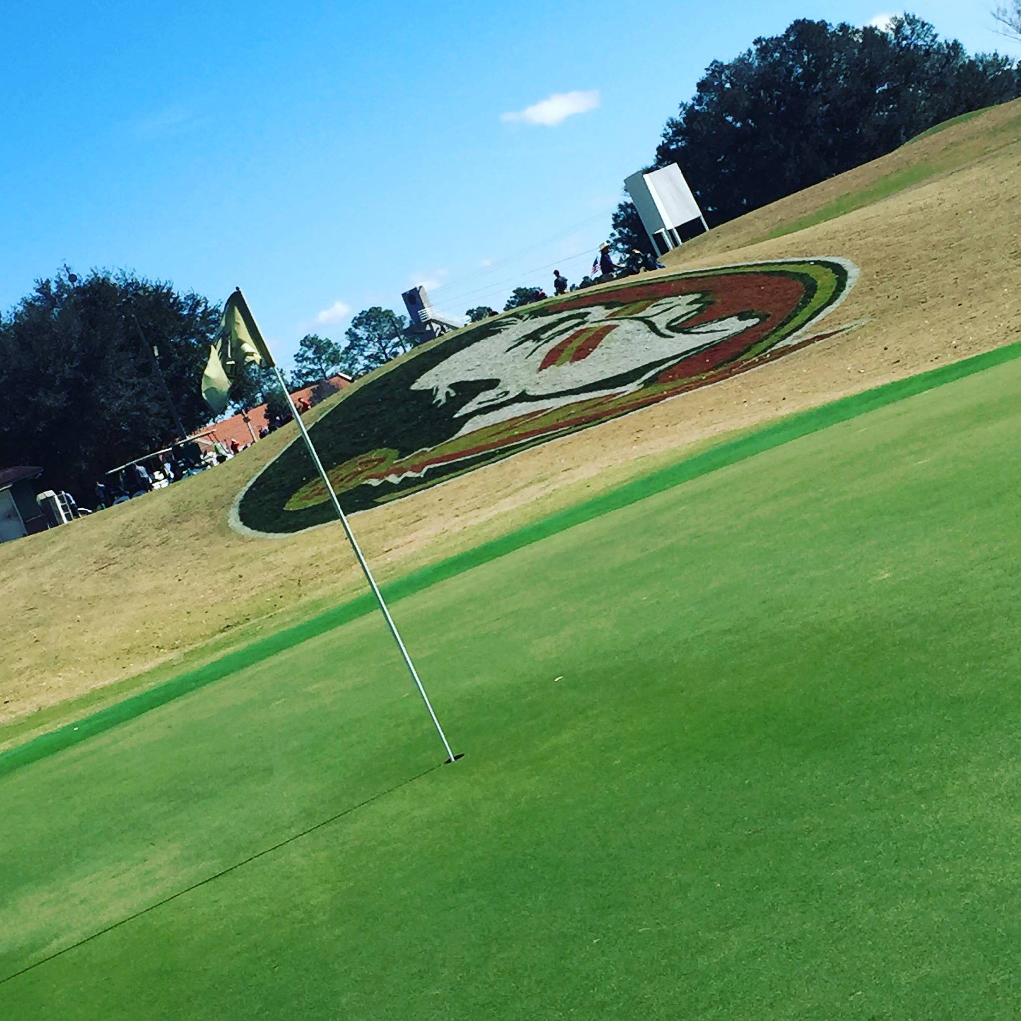 Don Veller Seminole Golf Course was last renovated in 2001.