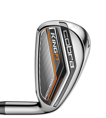 Sends the ball where you need it to go—a point-and-shoot club with generous glide through the turf and lots of help on the toe; hollow-bodied long irons have training wheels—almost as easy to hit as hybrids.
