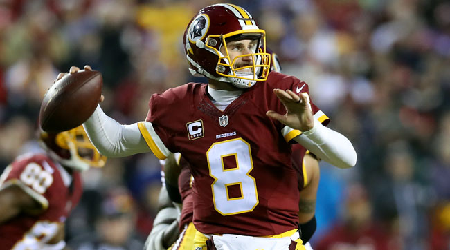 Redskins owner Dan Snyder denied Kirk Cousins's trade request class=