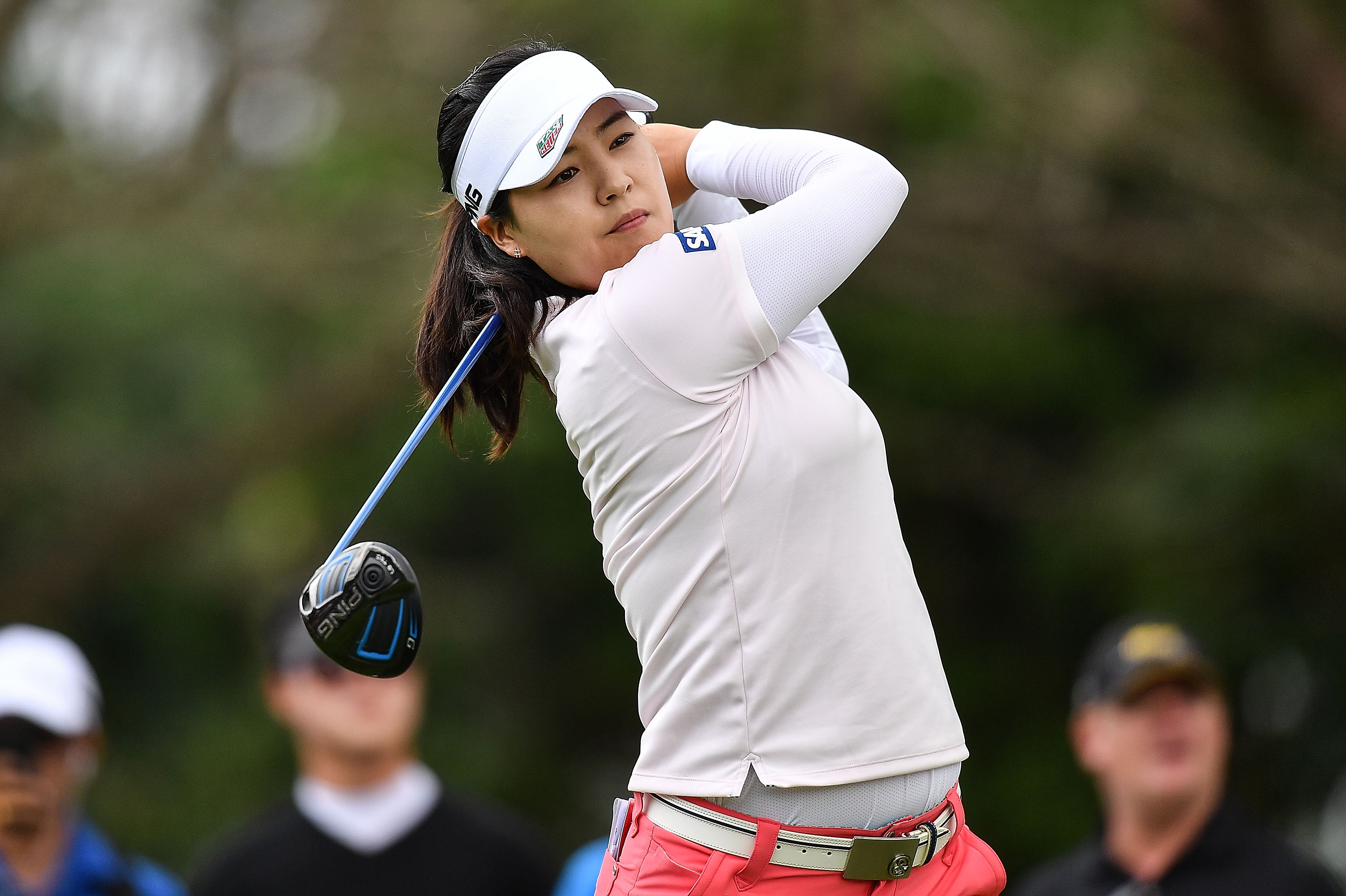 Though she may not be as well known as her 22-year-old male counterparts, Chun boasts a record and ranking that speak for themselves. She's already a two-time major champion and is currently third in the Rolex World Rankings.  Also receiving votes: Jon Rahm, Matthew Fitzpatrick