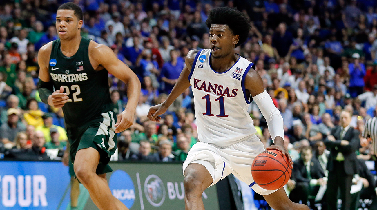 Josh Jackson should be in Phoenix next weekend and then next season.