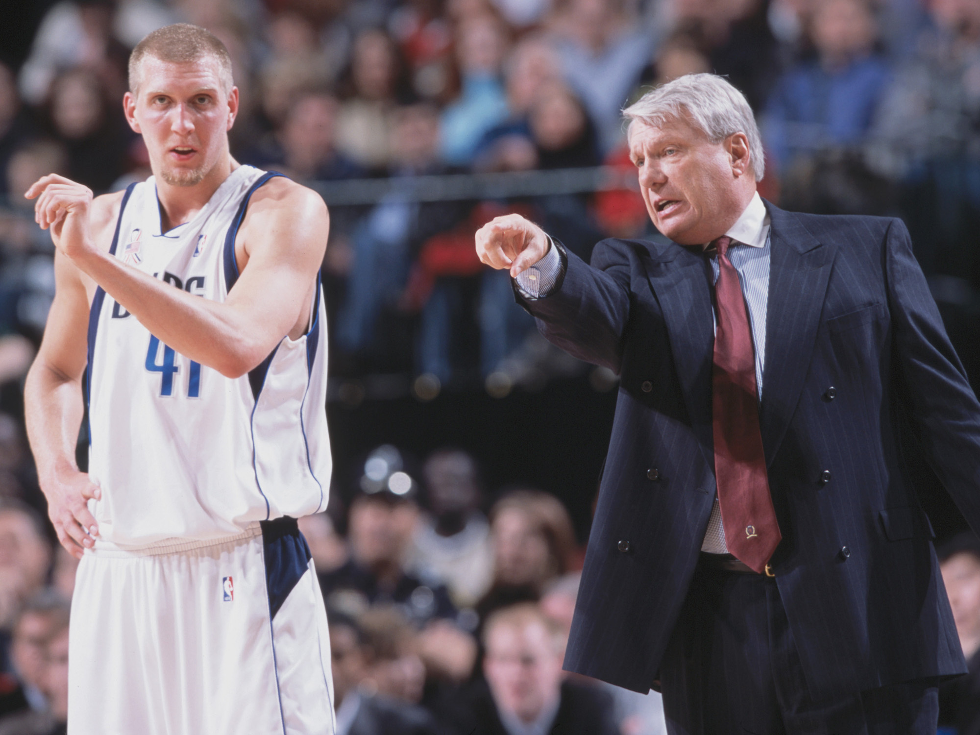 How Don Nelson and the Dallas Mavericks discovered Dirk Nowitzki