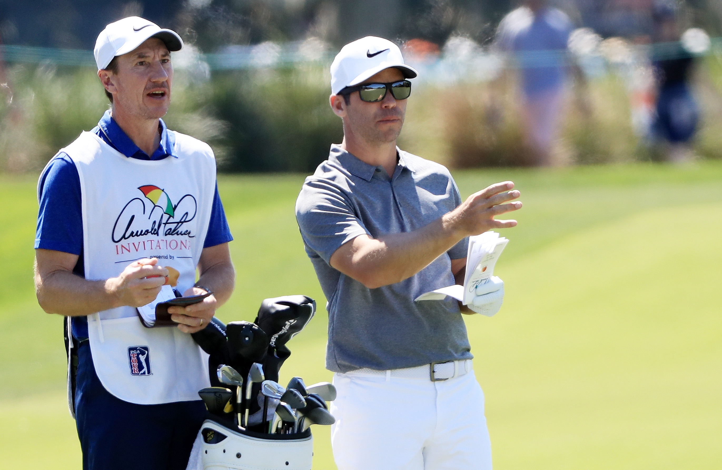 Paul Casey has reached the WGC-Dell Match Play finals twice in his career, but has never won the event.