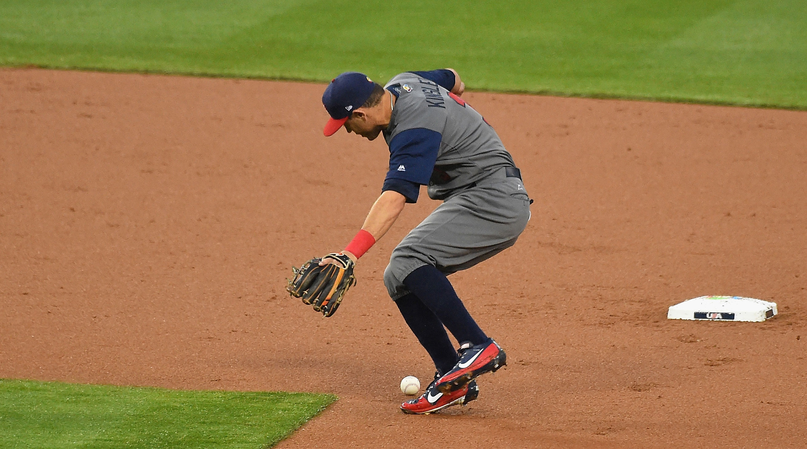 Ian Kinsler says kids should appreciate USA's style of play