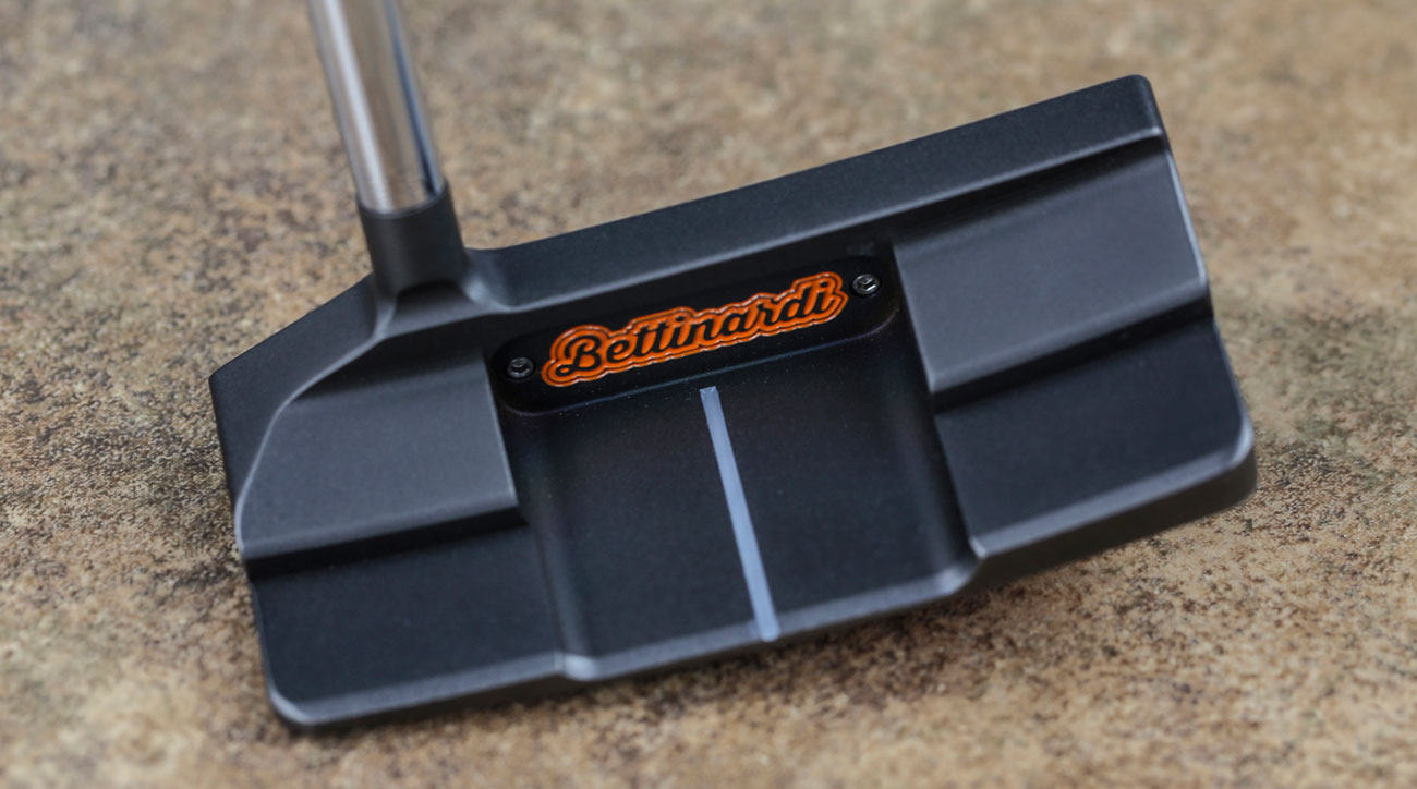 A view of the back of the new Bettinardi QB6 putter.