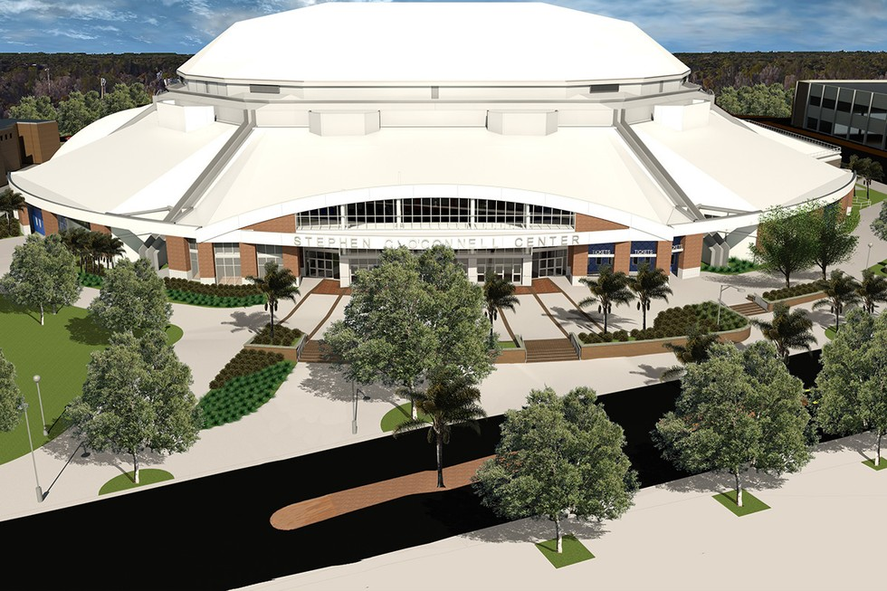 O Connell Center Renovations : Florida plans major renovations to o connell center si