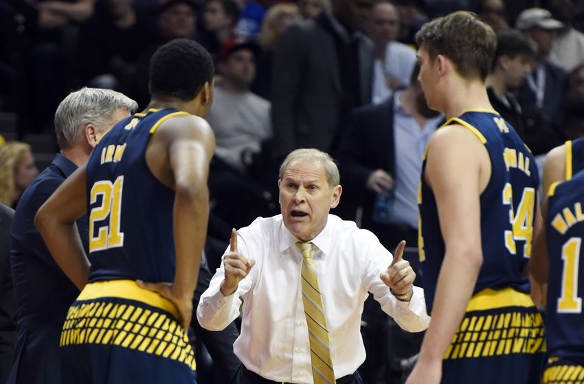 Michigan Basketball Series With UCLA Great for Wolverines