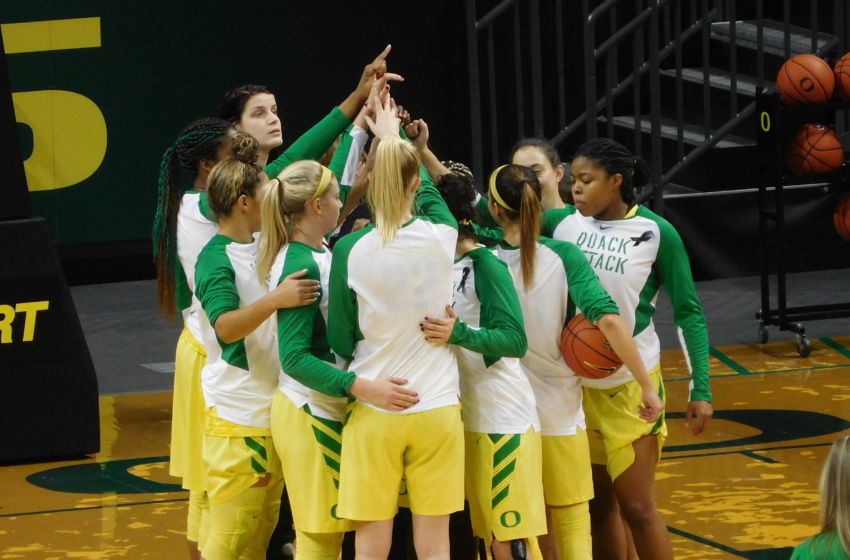 Oregon Ducks Women's Basketball Signs Best Recruiting Class In Their History