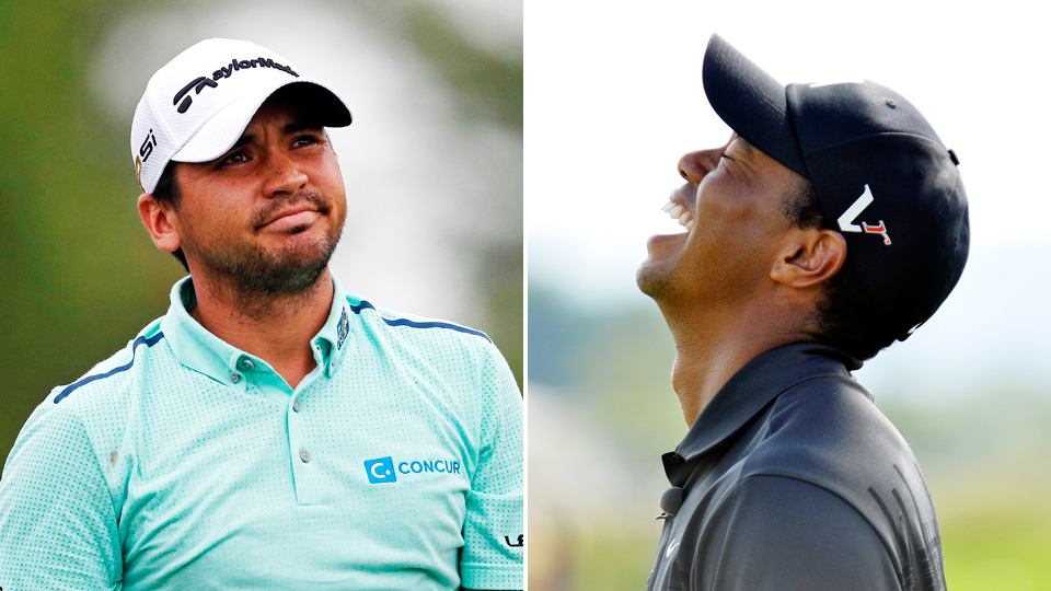 Is Jason Day Tiger-esque right now? Hey Tiger, what do you think?