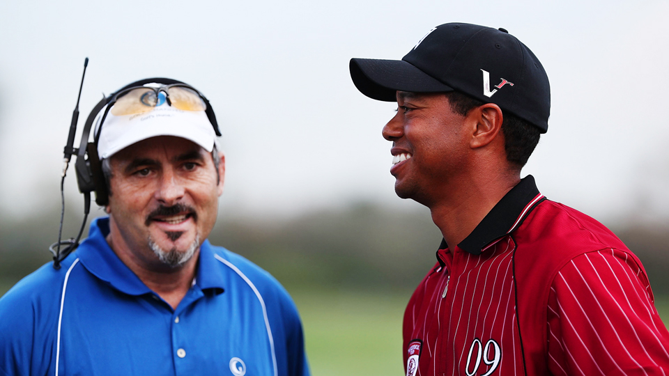 David Feherty has never been shy about offering his opinion and doesn't back down when it comes to Tiger Woods.