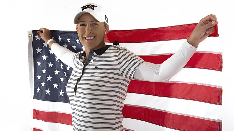 Christie Kerr poses for a portrait during the 2016 Kia Classic.