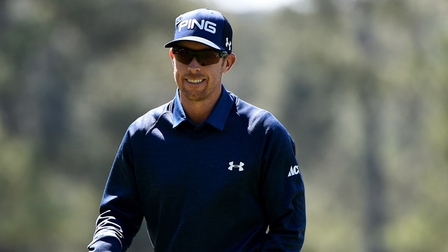 Hunter Mahan last won at The Barclays in 2014 and is currently the 186th-ranked player in the world.