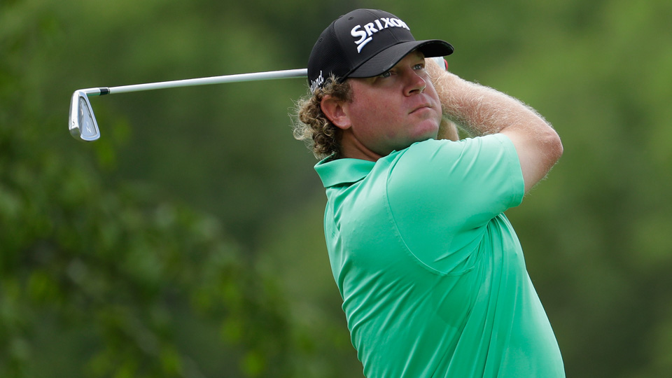 William McGirt won the Memorial Tournament in a playoff at Muirfield Village Golf Club on June 5, 2016, in Dublin, Ohio.