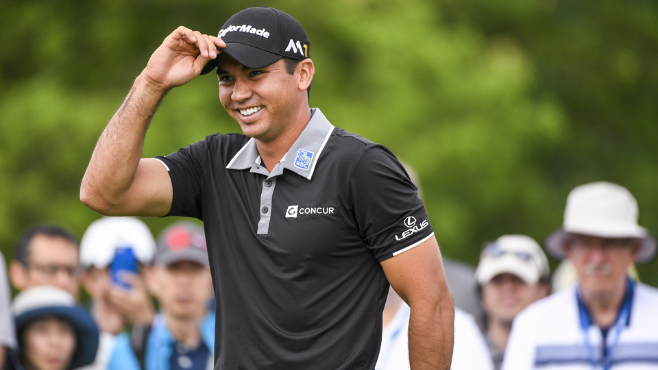 Jason Day finished T27 at the Memorial on Sunday.
