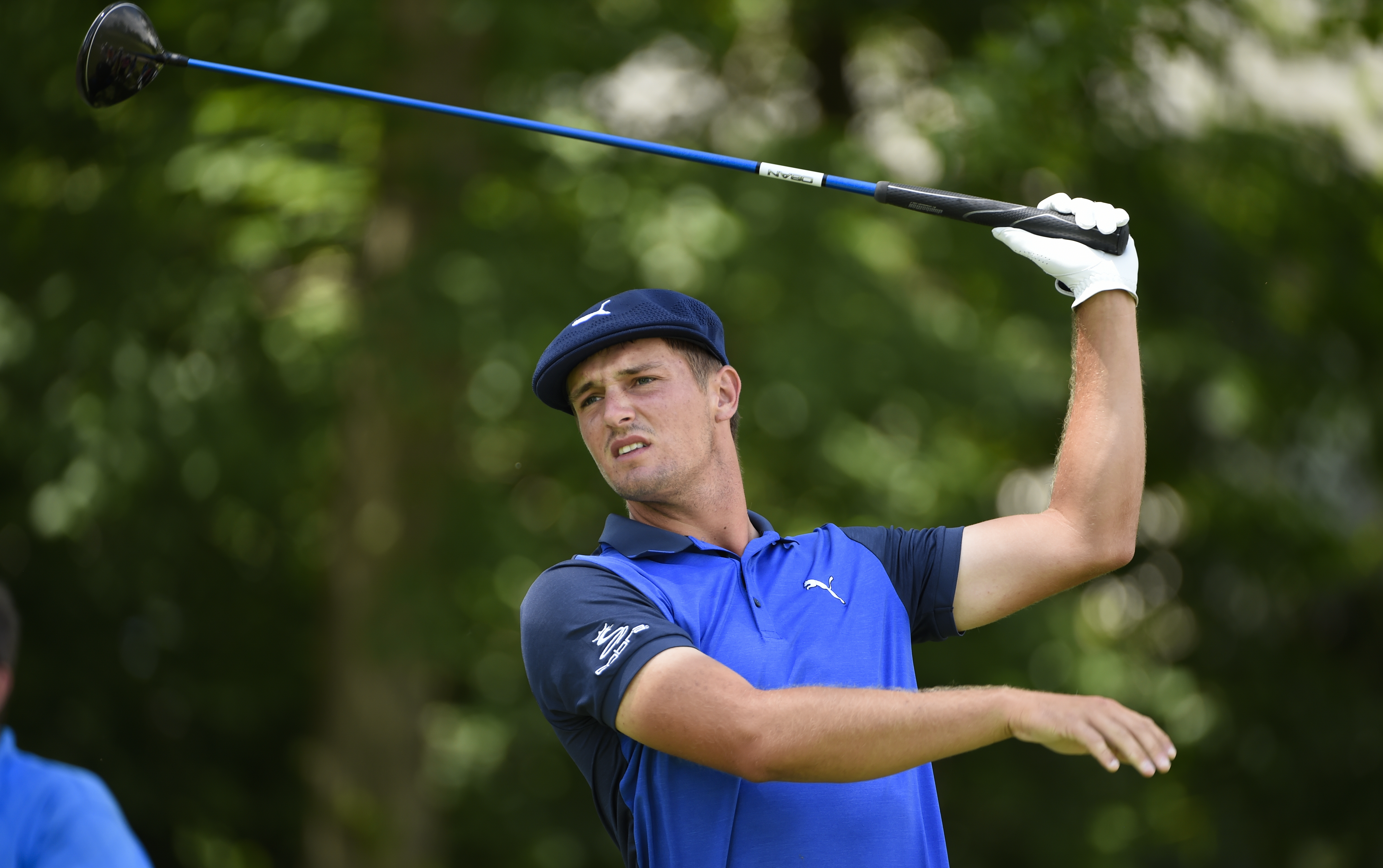 Bryson DeChambeau started his professional career off quickly with a T4 finish, but missed his next four cuts.