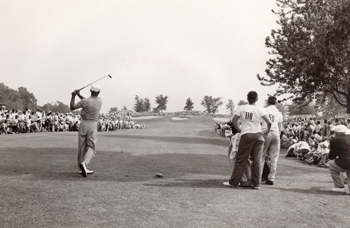 Copyright Unknown/Courtesy USGA Archives
