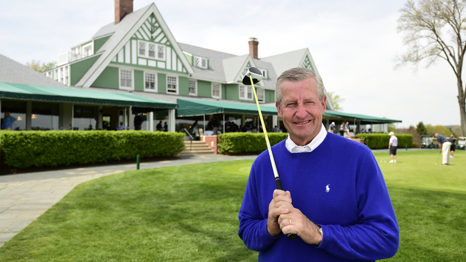 Bob Ford, a good stick who is saying goodbye after 37 years at the club, has as many fond memories of what happened off the course as on it.
