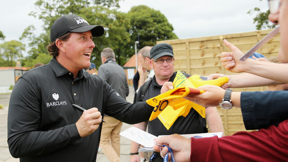 For a second straight year, Phil Mickelson finished eighth on Forbes' list of the world's highest-paid athletes.
