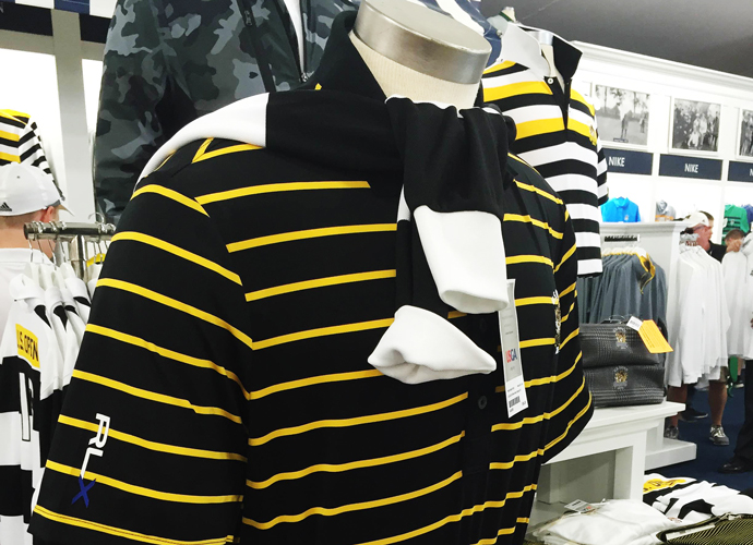 There is no shortage of black and yellow with Oakmont just a short drive to the heart of Pittsburgh.