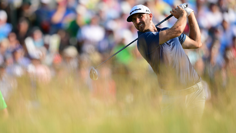 Dustin Johnson dominated Oakmont with his driver on his way to a U.S. Open title. A one-stroke penalty added after his round didn't even matter.
