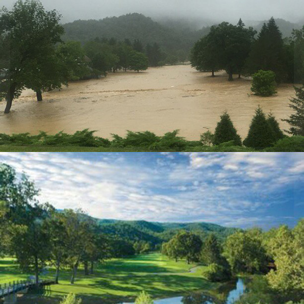 Please keep everyone in your thoughts and prayers affected by these horrific flood waters. #StayStrongWV