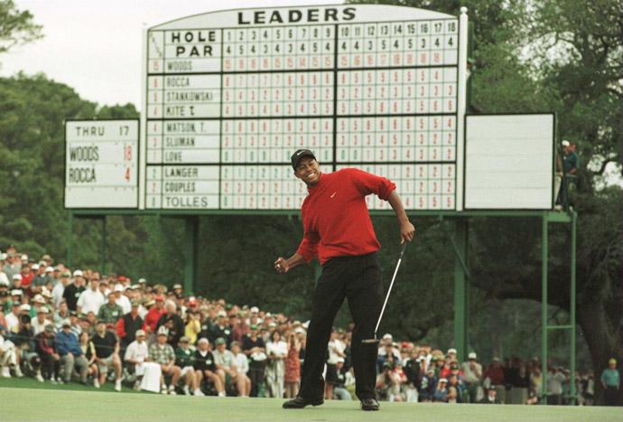 No. 4: 1997 Masters