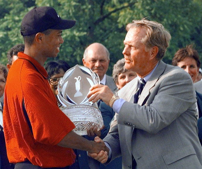 No. 9: 1999 Memorial Tournament
