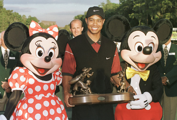 No. 13: 1999 National Car Rental Disney Golf Classic