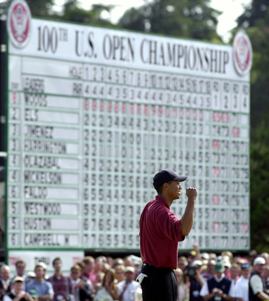 No. 20: 2000 U.S. Open