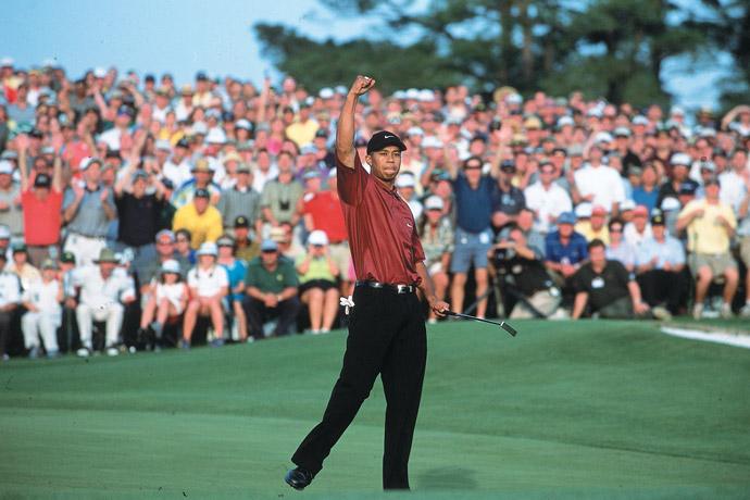No. 27: 2001 Masters