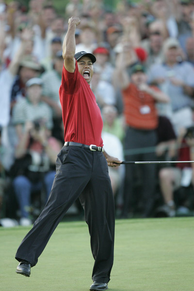 tiger woods pga wins