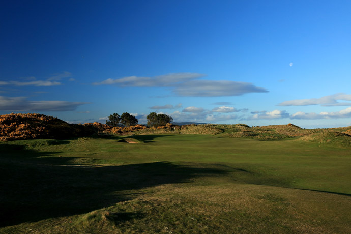 Par-4 12th hole, 'The Fox'