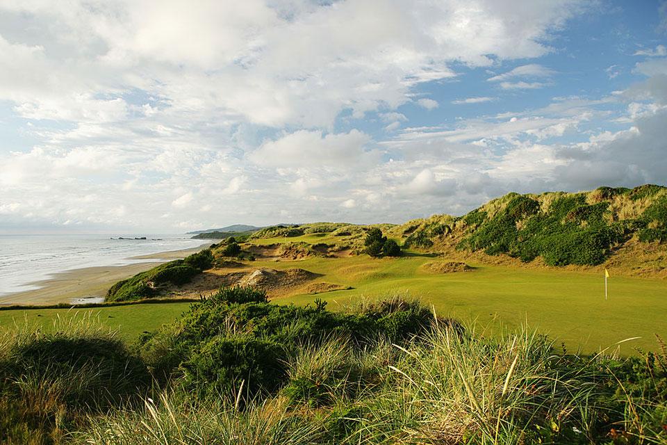Bandon Dunes Golf Resort, Bandon, Ore.