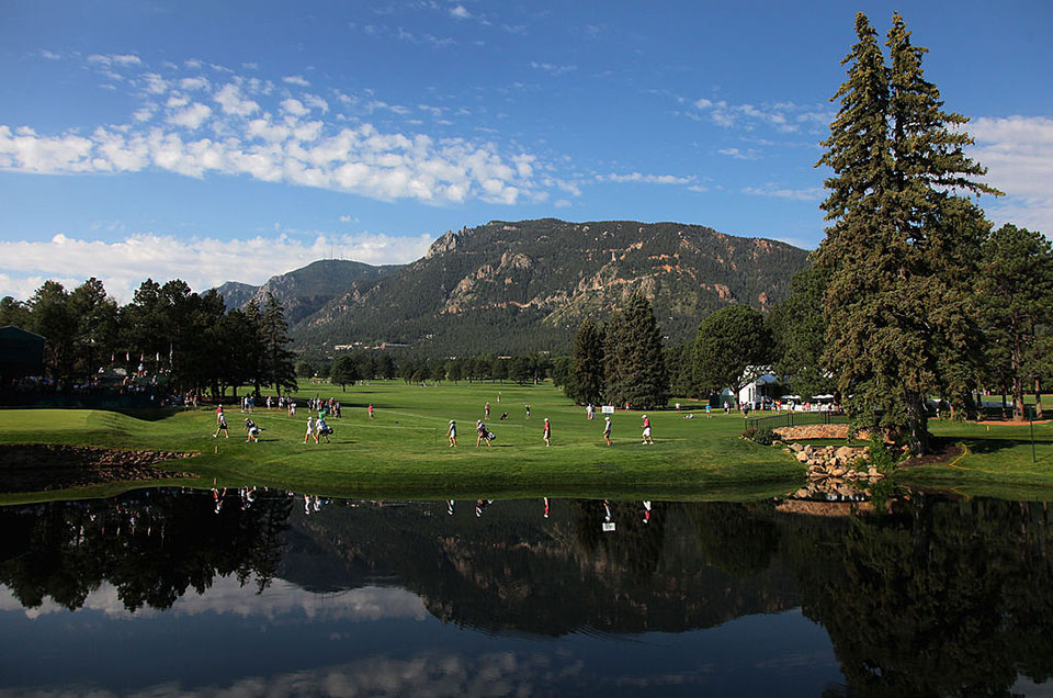 The Broadmoor, Colorado Springs, Colo.