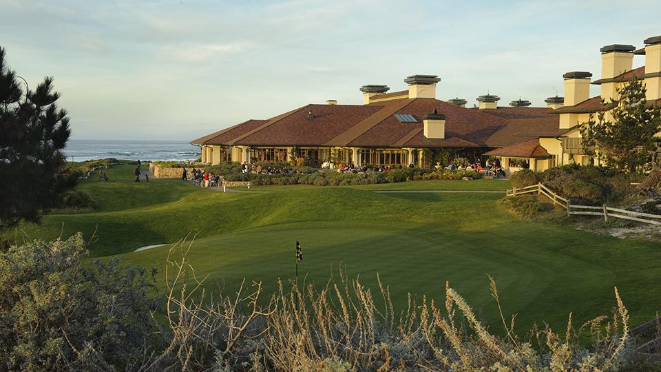 The Inn and Spanish Bay at Pebble Beach Golf Links, Pebble Beach, Calif.