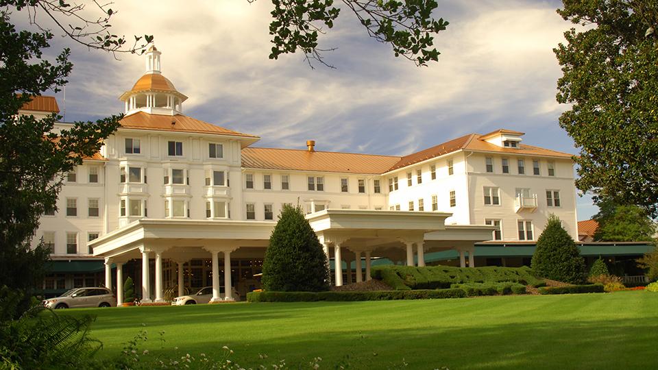 The Carolina hotel at Pinehurst Resort, Pinehurst, N.C.