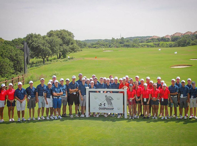 Happy 4th!! And thanks to @uagolf @ajgagolf for another great year!