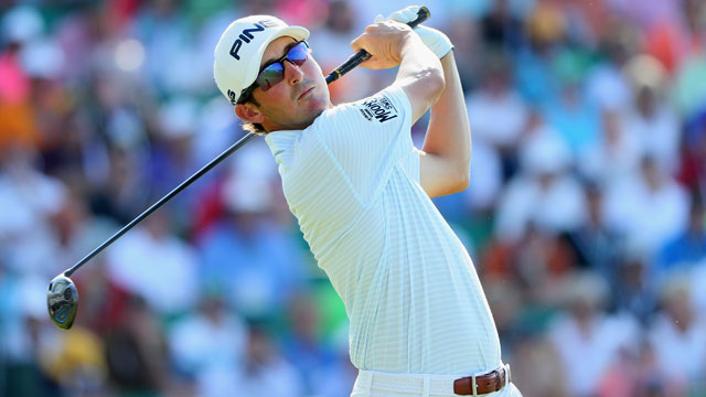 Andrew Landry finished T15 in the U.S. Open at Oakmont after grabbing the early lead with an opening 66.