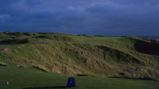Royal Portrush, No. 14, 210 yards, par 3