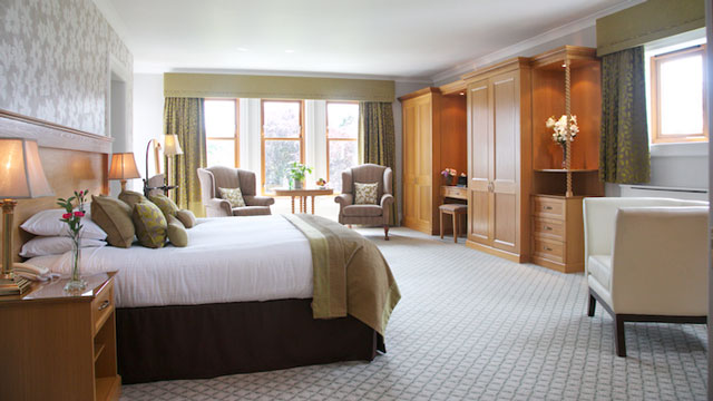 The hotel features 32 beautifully appointed rooms.