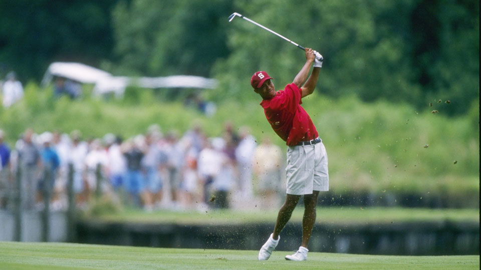Tiger Woods is one of the Stanford Cardinal's most distinguished alums.