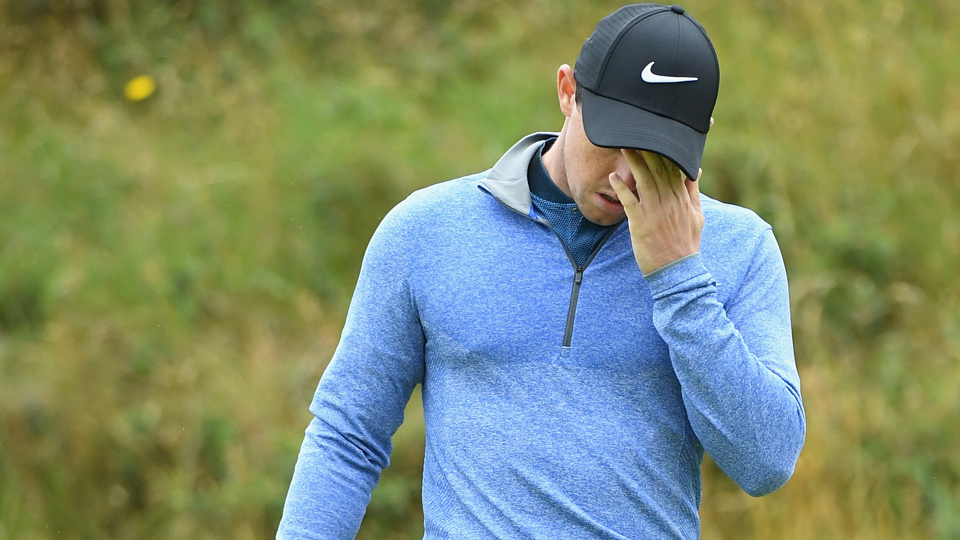 Rory McIlroy was in the news a lot this week, and not just for his play.