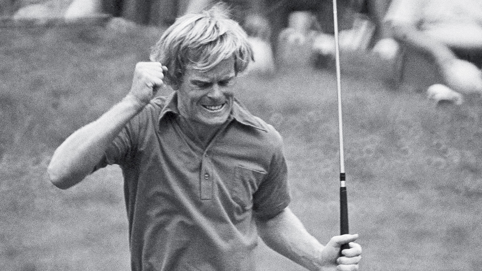 When ranking the 63s shot in major championship golf, it's hard to top Johnny Miller's mark at Oakmont in 1973.