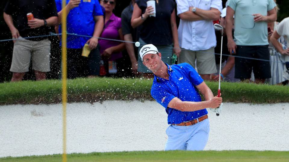 At this year's Colonial, English flirted with his third Tour win before finishing second to Jordan Spieth.