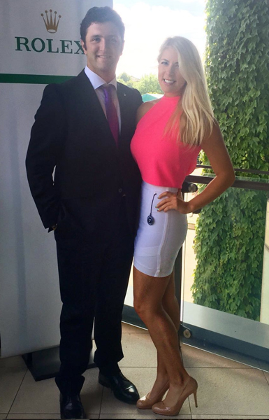 Image Result For Brooks Koepka Girlfriend