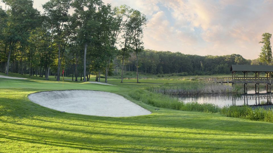 The Classic is a Tour-like test that has great holes and beautiful scenery.