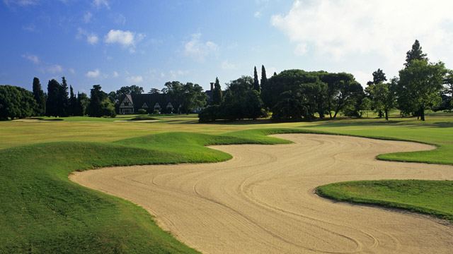 Even for whip-smart golfers, some traps on the Jockey Club's Red course will be a puzzlement.
