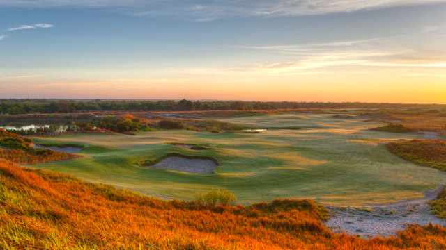 Streamsong Resort, Blue Course, No. 12