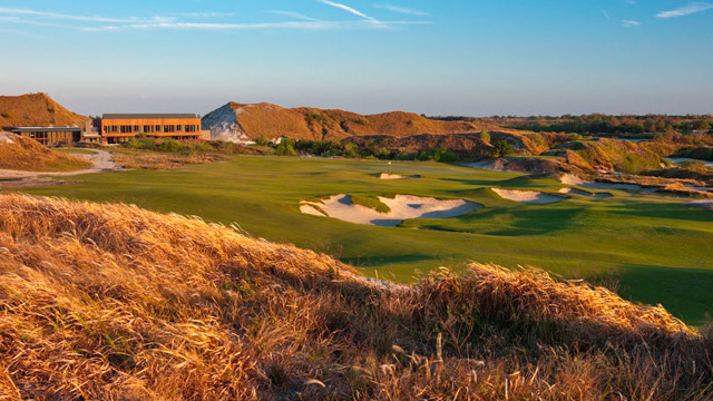 Streamsong Resort, Blue Course, No. 18